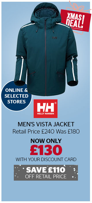 Helly Hansen Vista Jacket