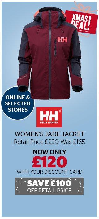 Helly Hansen Women's Jade Jacket
