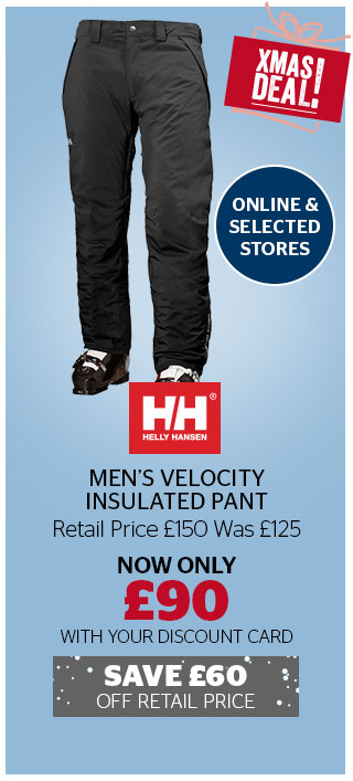 Helly Hansen Men's Velocity Pant