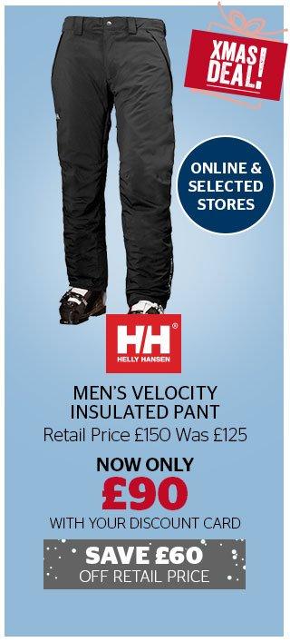 Helly Hansen Men's Velocity Pant