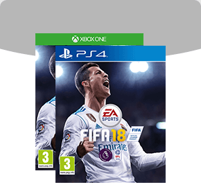 FIFA 18 Standard Edition PS4 /Xbox One