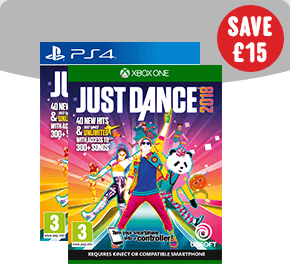 Just Dance 2018 PS4 /Xbox One