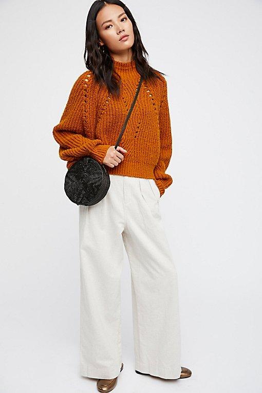 Timbers Sweater