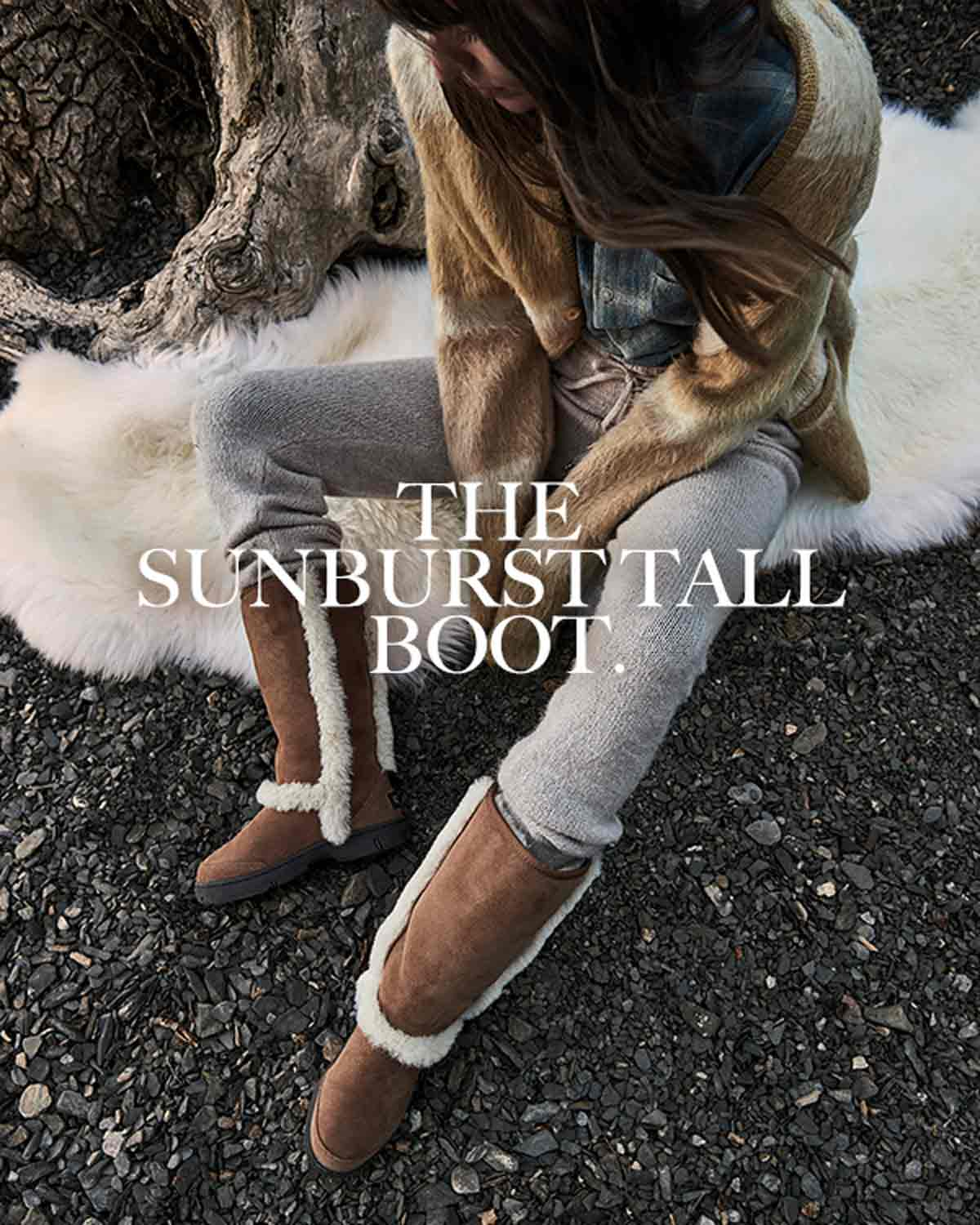 ad0356c1ba4 UGG Australia: The Sunburst boot is back in stock | Milled
