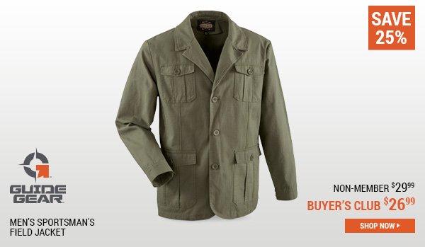 Guide Gear Men's Sportsman's Field Jacket