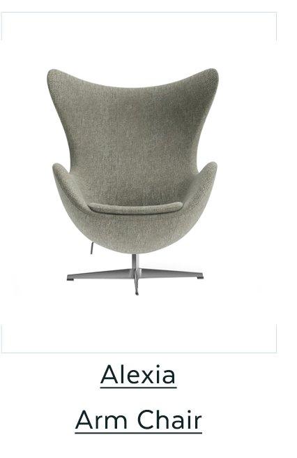 Alexia Arm Chair