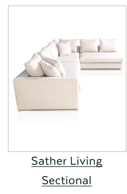 Sather Living Sectional