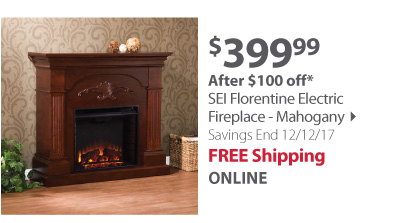 SEI Fireplace