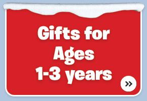 Gifts for Ages 1-3 years