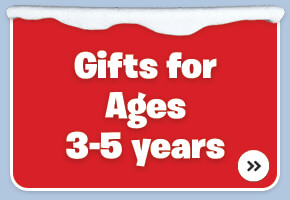 Gifts for Ages 3-5 years