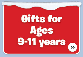 Gifts for Ages 9-11 years