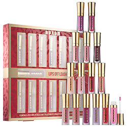 Buxom - Lips Off Leash Plumping 15-Piece Mini Lip Collection
