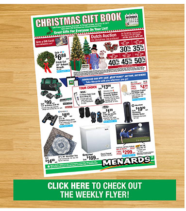 menards this year s christmas gift book is here milled rh milled com Shipping Routing Guide For menards routing guide 2017