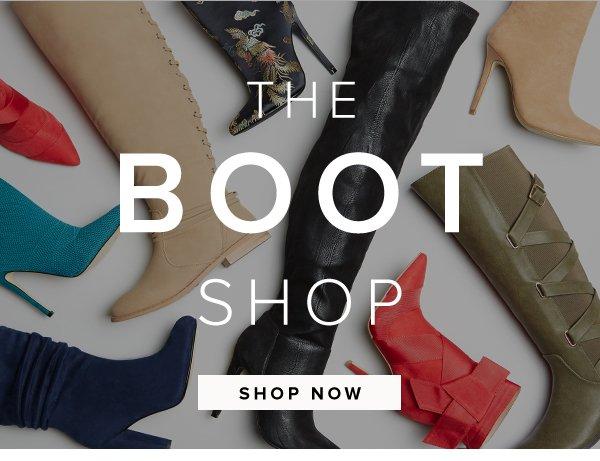 SHOP BOOTS NOW