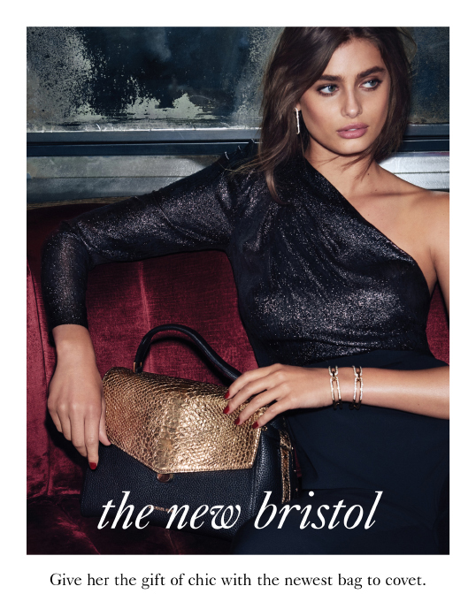 Bristol: The Bag With An Edge