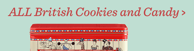 All British Cookies & Candy