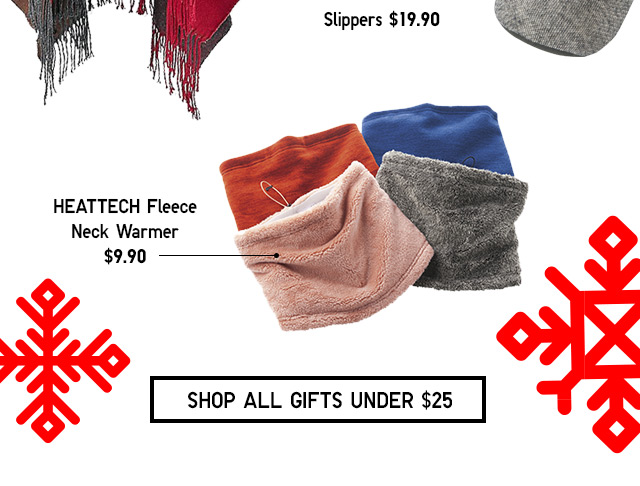 GIFTS UNDER $25 - Shop Now