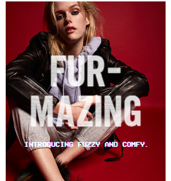 FUR-MAZING: Introducing FUZZY and COMFY
