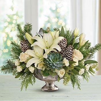 Telefloras Vintage Sleigh Bouquet