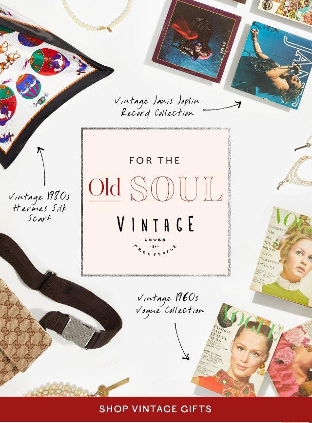 Shop Vintage Gifts