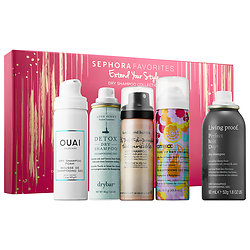 Sephora Favorites - Extend Your Style Dry Shampoo Collection