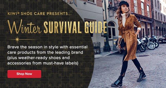 Kiwi Winter Survival Guide