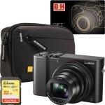Lumix DMC-ZS100 Camera Kit