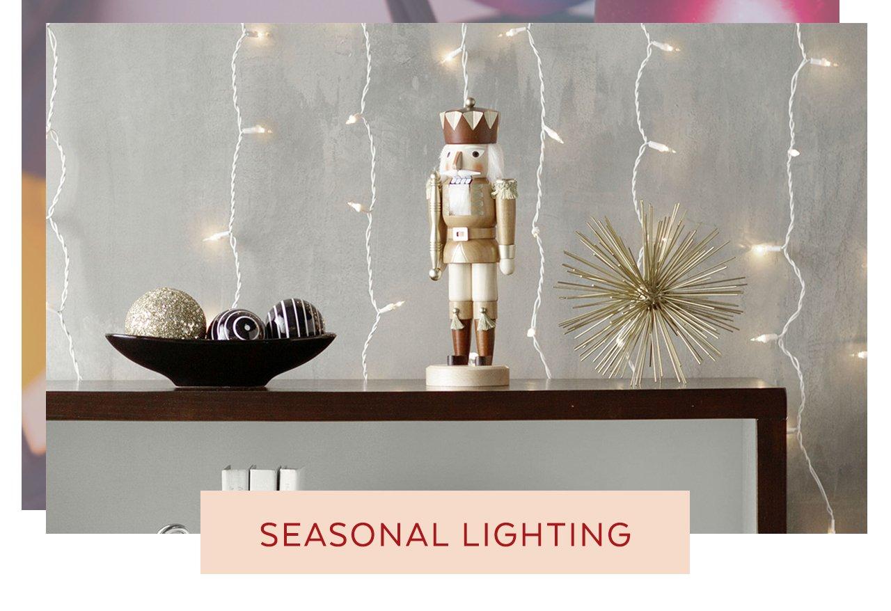 Seasonal Lighting