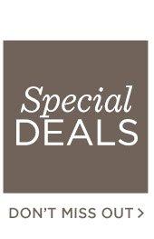 Special Deals
