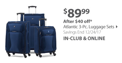 Atlantic Luggage Sets