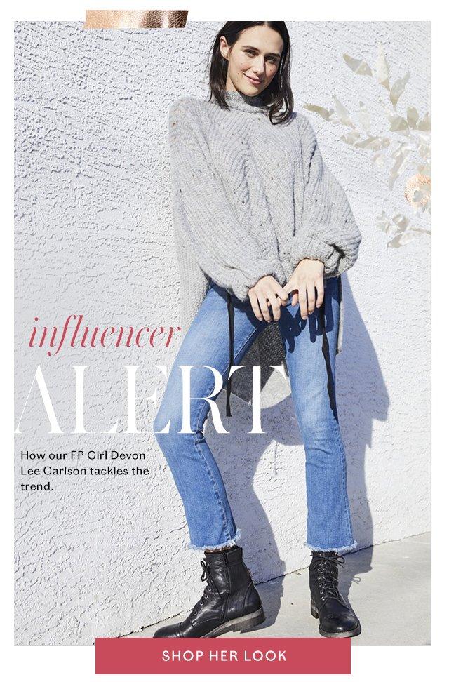 Influencer Alert