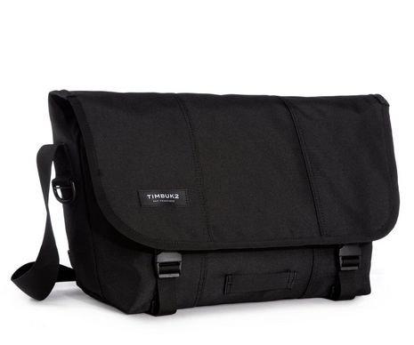 Classic Messenger Bag Unicolor