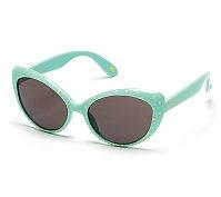 Polka Dot Cat Eye Sunglasses
