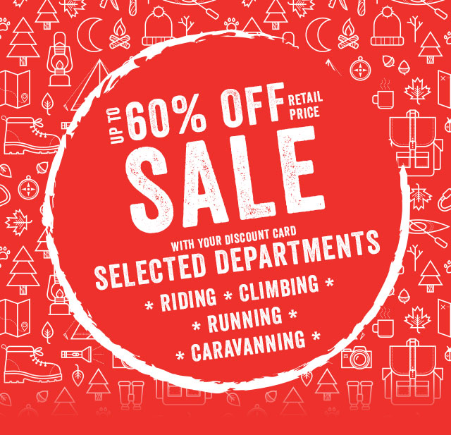 Up To 60% Off Sale - Selected Activities