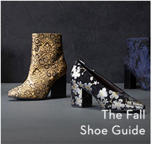 The Fall Shoe Guide