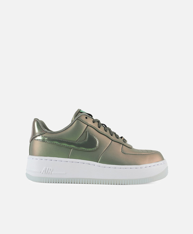 NIKE WMNS AIR FORCE 1 UPSTEP PREMIUM LX