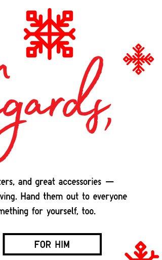 Gift Guide - Shop Men