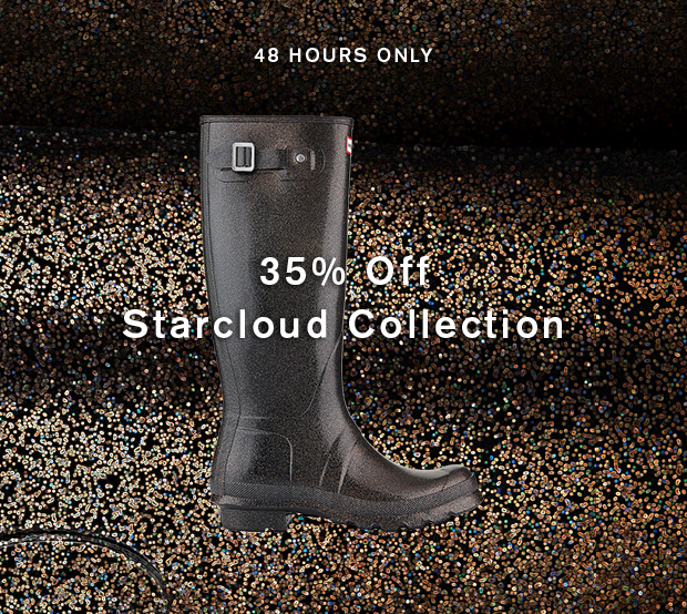 35% Off Starcloud Collection