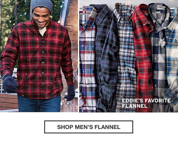 WORLD'S BEST FLANNEL | SHOP MEN'S FLANNEL