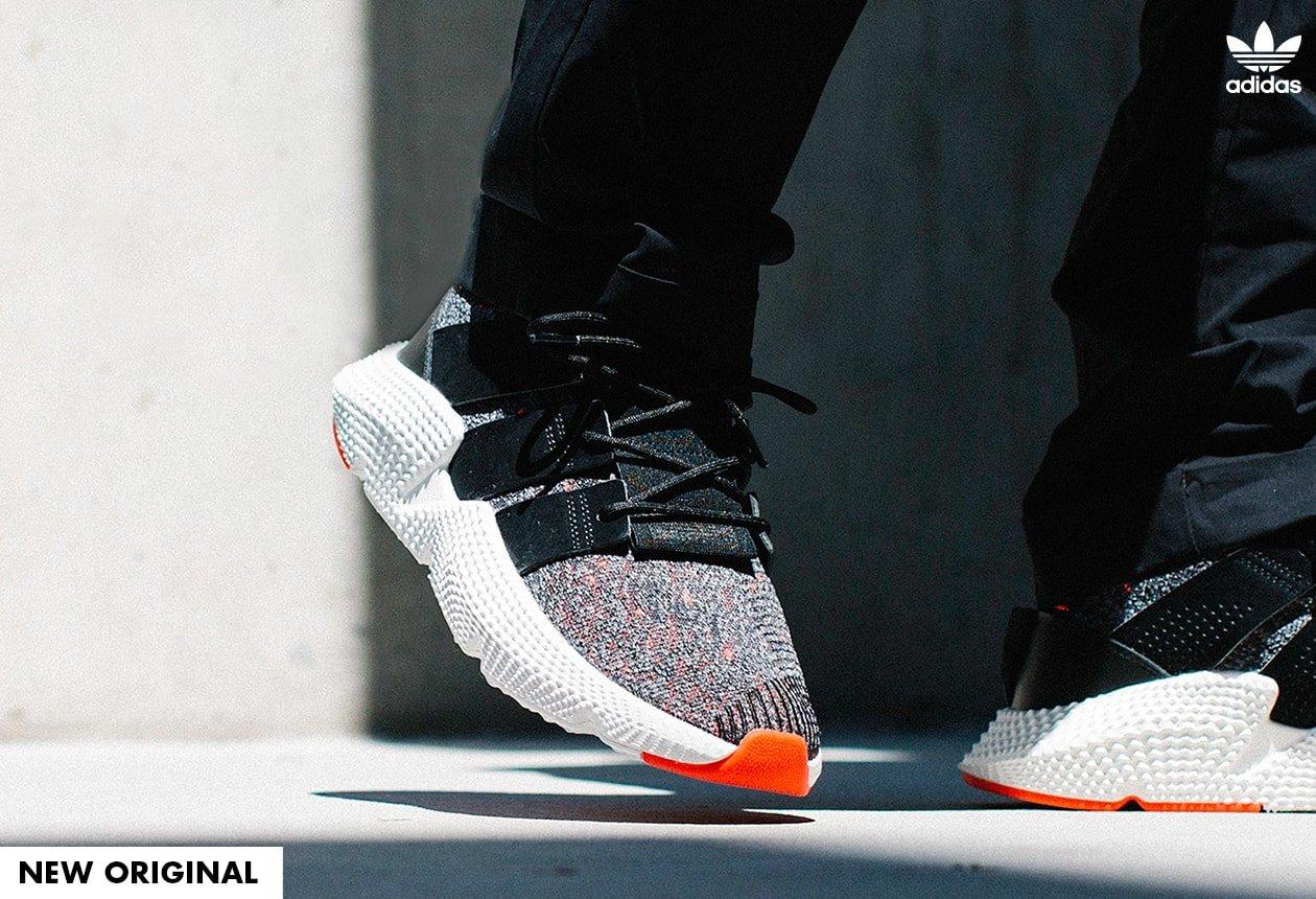 adidas Prophere, Nike AM1 'Obsidian