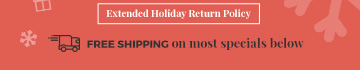 B&H Extended Holiday Return Policy