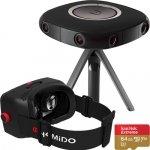 4K 3D 360 Camera