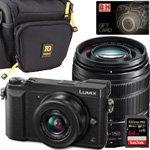 Lumix DMC-GX85 Mirrorless Micro 4/3 Camera