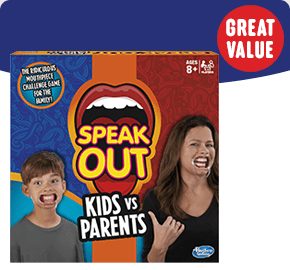 Speak Out Kids vs Parents Gamer