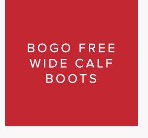 SHOP WIDE CALF BOOTS