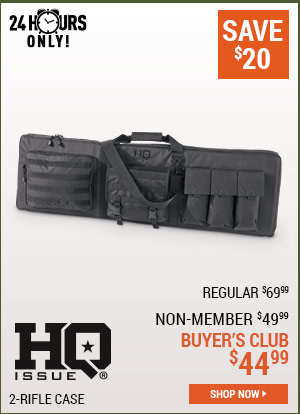 HQ ISSUE 2-Rifle Case