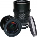 Cine Lenses and Filters