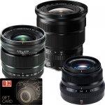 XF R Mirrorless System Lenses