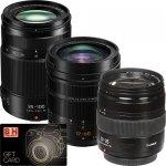 Lumix Mirrorless System Lenses