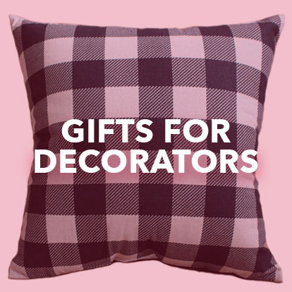 Gift for Decorators.